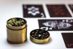 Grinder Cannabis Bud