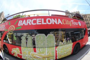 Barcelona City Bus Tour